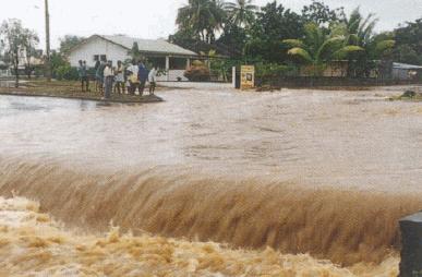 Cyclones Tropicaux dans le Sud-Ouest de l'Océan Indien: Notions de base