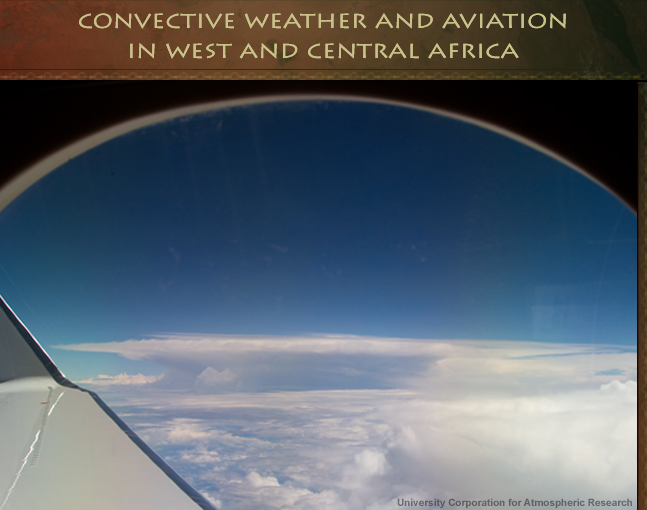 Convective Weather and Aviation in West and Central Africa
