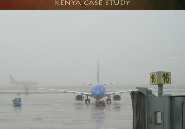 Forecasting Fog For Aviation: Kenya Case Study