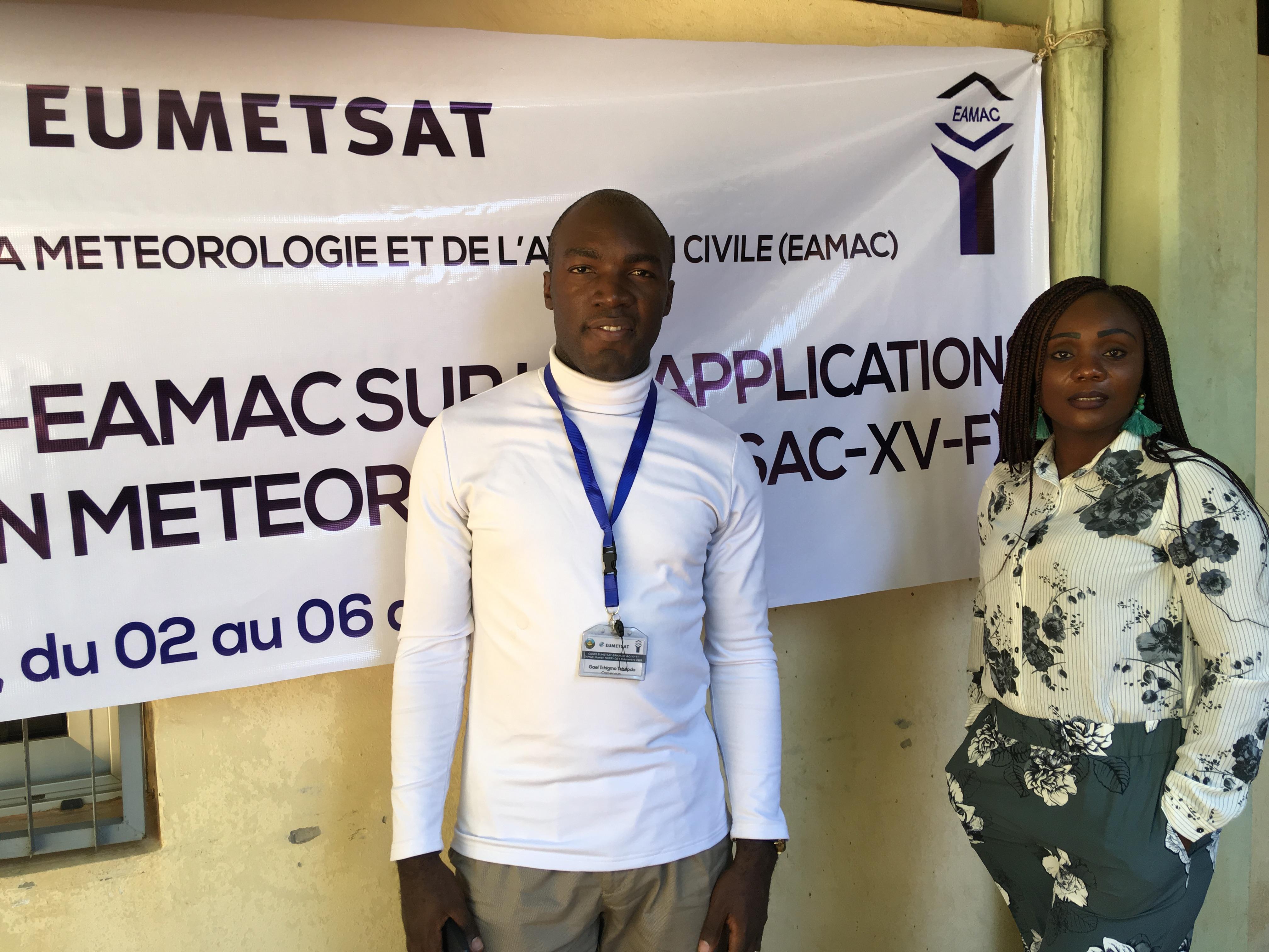 Two E-SAC EAMAC course participants reflect on their course experience / Deux participants au cours E-SAC EAMAC partagent leur expérience