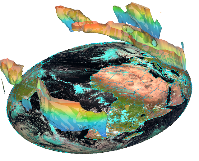RA-I Meteorological Satellite Applications 2020 / RA-I Applications Météorologiques Satellitaires 2020
