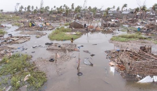 Your case: Cyclone Idai