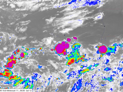 Your case: Tropical Storm Vicky in Cabo Verde Capital (September 2020)
